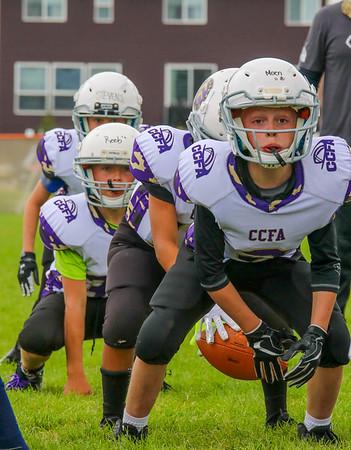 Chaska Youth tackle football 2020