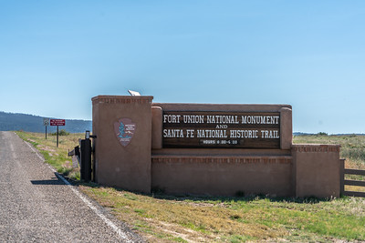 Fort Union National Monument 2018