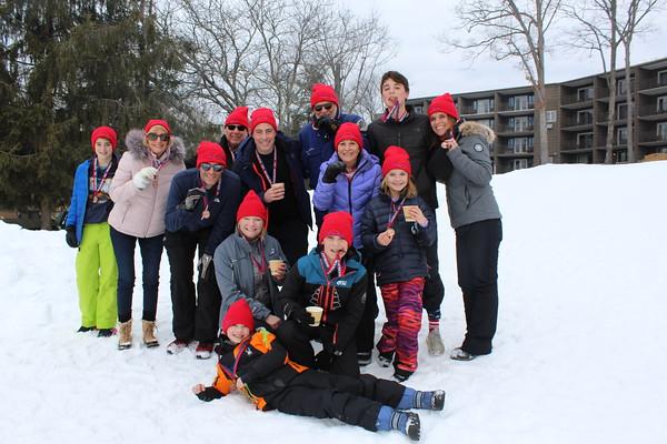 February 16 - Winter Olympics
