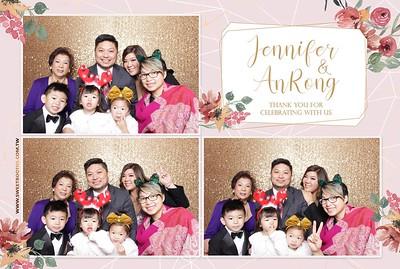 Jennifer & An Rong's Wedding
