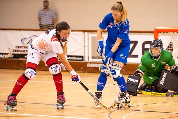 Female Euro Hockey 2021