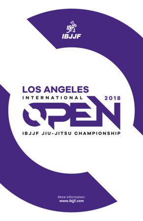 2018 IBJJF Los Angeles Open