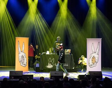 MadeinTYO, Marty Grimes, Salma Slims, MyNamePhin, Noah Wood$ plus special guests  September 28,2016  UC Theatre Berkeley,California