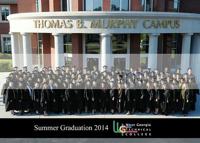 Summer Graduation 2014