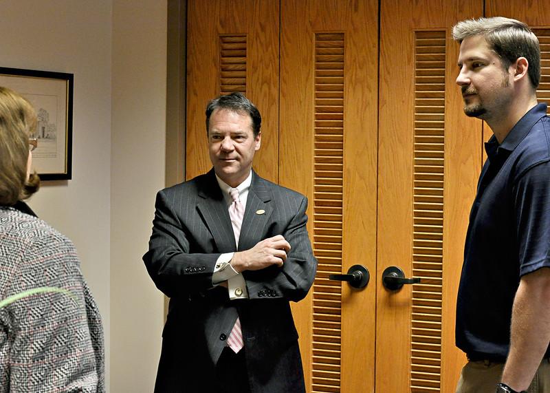 Deborah Fout, Mayor McBrayer, Andrew Christian.jpg