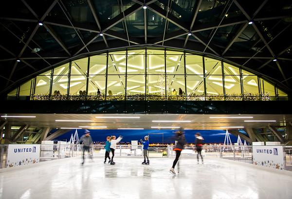 11-21-16 DEN Holiday Ice Skating Rink