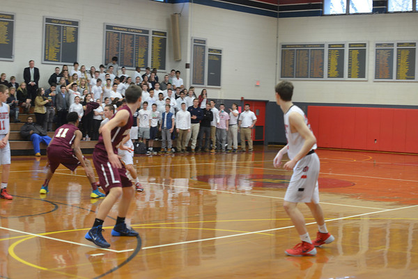 Boys' Baskebtall: GA vs Haverford - Game 2