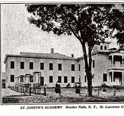 St. Joseph's Academy, Brasher falls, N.Y.