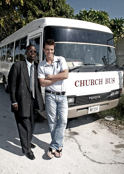 All Thanks To Pastor Basil And Pastor Alex For Making This International Experience Possible.