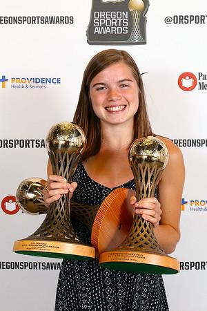 Oregon Sports Awards Winners
