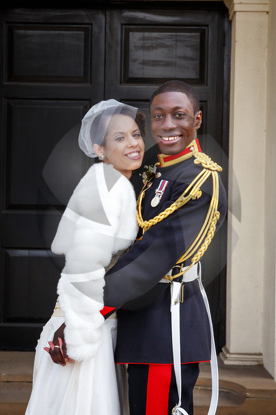 David & Naomi - Horse Guards Parade