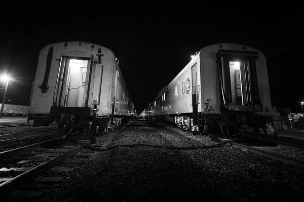 Final Circus Train