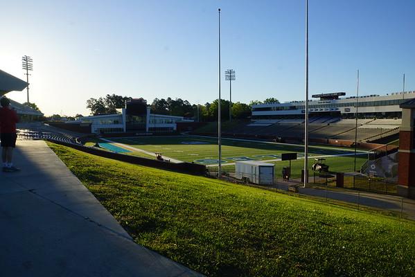 Paulson Stadium New Field