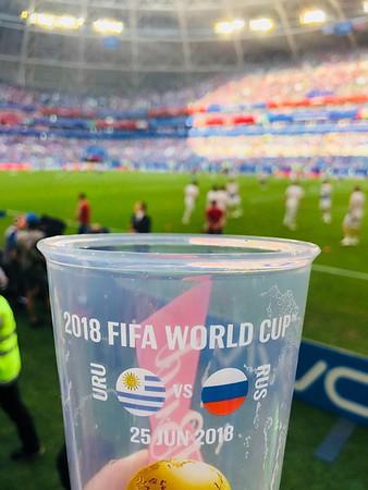 COPA DEL MUNDO FIFA RUSIA 2018
