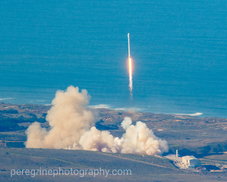 Falcon 9 Iridium NEXT 1 Launch