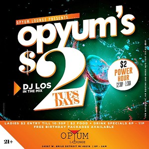 Opyum 2-13-18 Tuesday