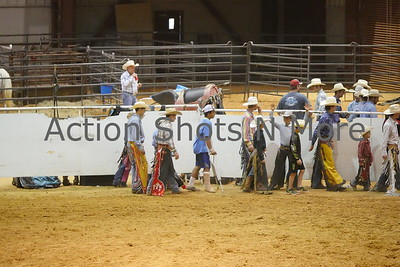 Wagon Wheel Ministries Bible Camp Rodeo, West Monroe, Saturday, 6/9/18