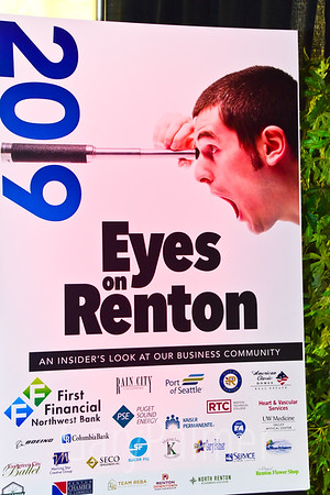 """Eyes On Renton"" Chamber of Commerce Luncheon"