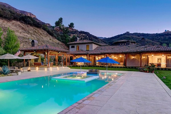 Malibu Canyon Ranch Estate