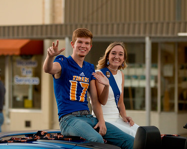 PRYOR HOMECOMING PARADE