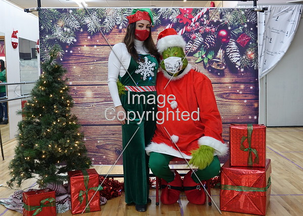 Turning Point pictures w/The Grinch