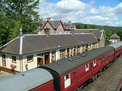 Day 2 - Speyside Railway
