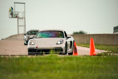 8 Porsche Cayman