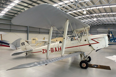 Croydon Aviation Heritage Trust, Mandeville, New Zealand