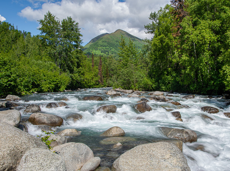 Little Susitna River, near Hatcher Pass, Alaska