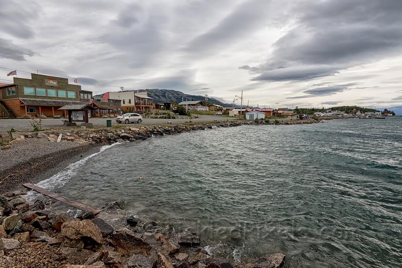 Atlin Waterfront