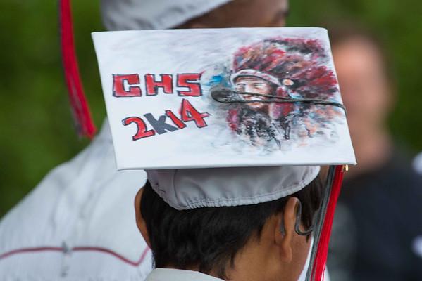 2014 - Conard High School