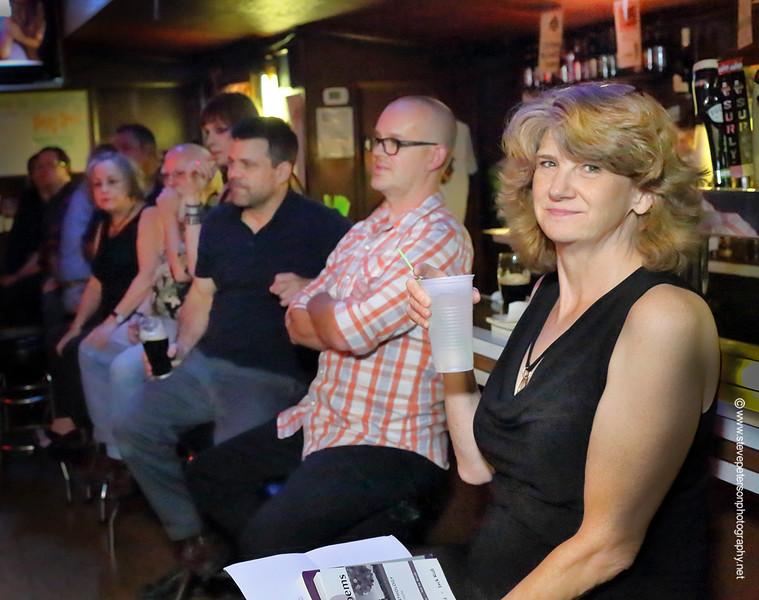 Venus DeMars, Jeffrey Skemp, Matt Mauch, Kathryn Kysar and Lynette Reini-Grandell