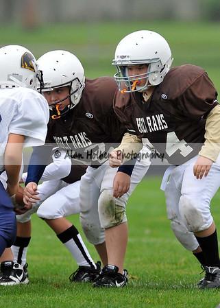 Junior Football 4/5 - Dewitt at Holt - Sept 10