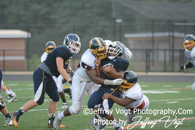 08-22-2014 Gaithersburg HS vs River Hill HS Varsity Football Scrimmage, Photos by Jeffrey Vogt Photography