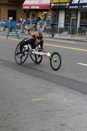 ING NYC Marathon 11/03/13