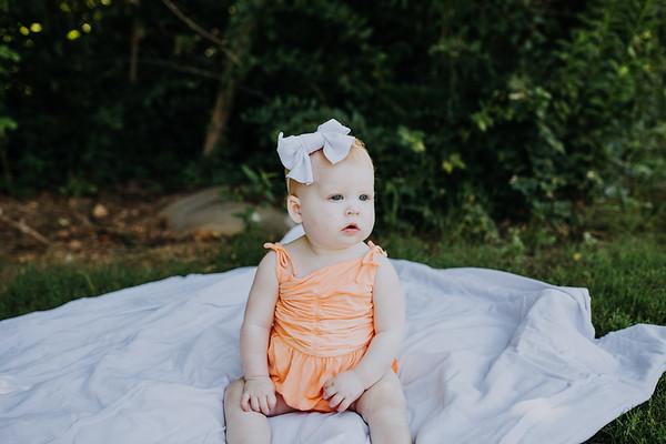 Quinn 9 months