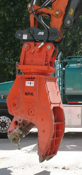 NPK U21JR concrete pulverizer on excavator (1).jpg