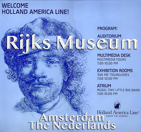 2019 04 26 | Rijks Museum