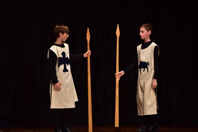 Wellington College: Hamlet - Act I sc i
