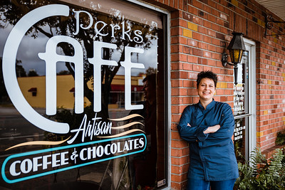 Perks Cafe