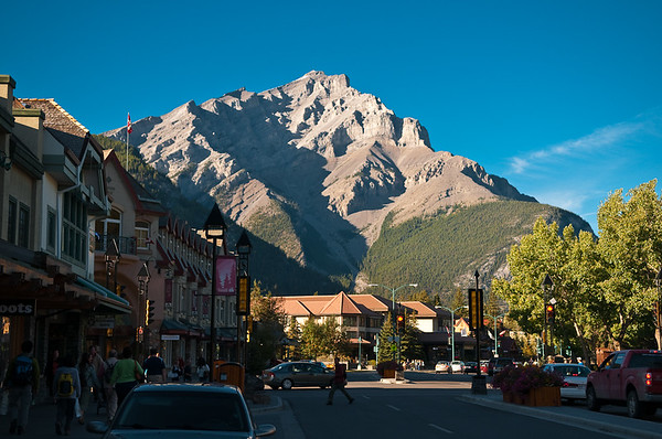 Canada 2009 - Banff