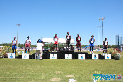 FHSAA 2012 1A and 2A Track and Field Finals