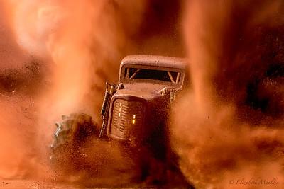 Mauldin-Mud truck
