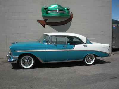 1956 Chevrolet Bel Air - Sport Sedan (Pre Purchase Inspection & Service)