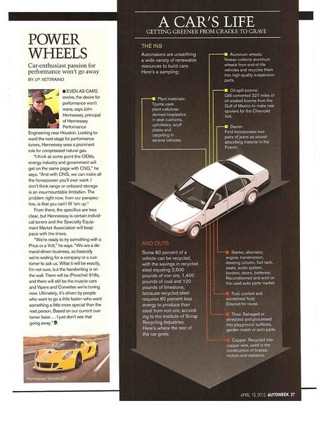 AutoWeek April 2013.