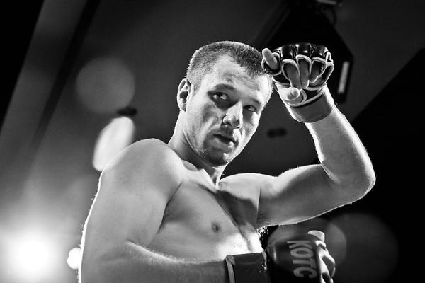 Alex Brockway vs Jon Daubon