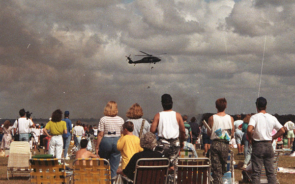 1991 10 - Airshow at Robins AFB