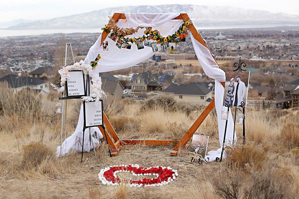 Graydon and Brianna's Engagement
