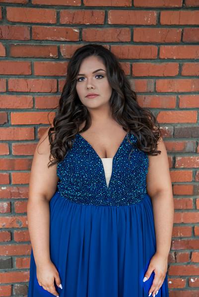Samantha Grace Senior Prom