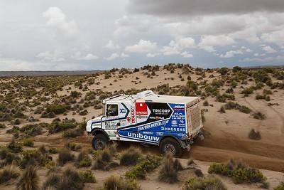 etappe 7: La Paz - Uyuni